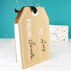 Craft Label Gift Bag