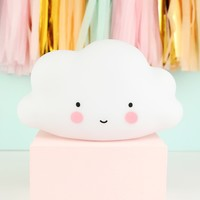 A Little Lovely Company LED Cloud Night Light