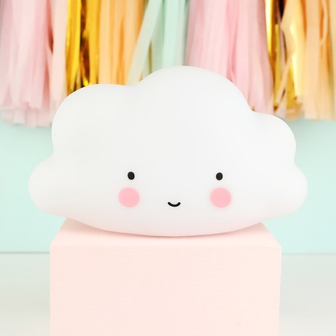 A Little Lovely Company LED Cloud Night Light