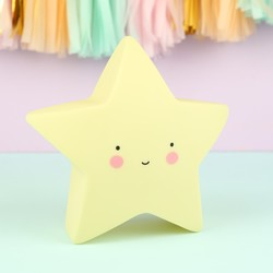 A Little Lovely Company LED Star Night Light