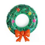 Temerity Jones Inflatable Christmas Wreath