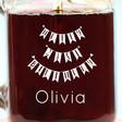 Lisa Angel Machine Engraved Personalised 'Happy 21st Birthday' Mason Jar
