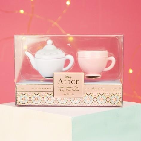 Mad Beauty 'Alice' Tea Party Lip Balm Duo