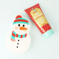 Mad Beauty Snowman Shower Gel Gift Set