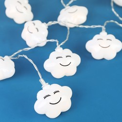 LED Cloud String Lights