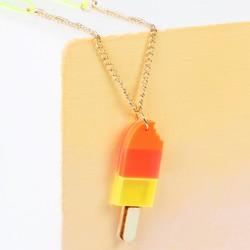 Meri Meri Acrylic Ice Lolly Necklace
