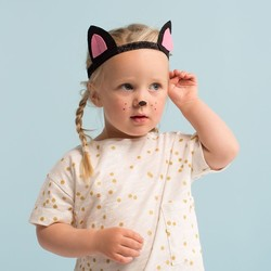 Meri Meri Halloween Kitty Cat Ears and Tail