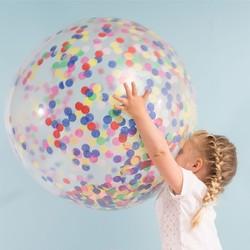 Meri Meri Pack of 3 Giant Confetti Balloons