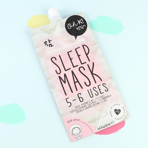 Oh K! Moisturising Sleep Mask