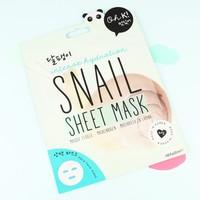 Oh K! Snail Mucin Hydrating Sheet Face Mask