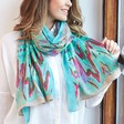 Lisa Angel Ladies' Birds of Paradise Scarf