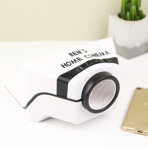 Personalised Smartphone Projector