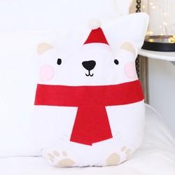 Sass & Belle Polar Bear Cushion