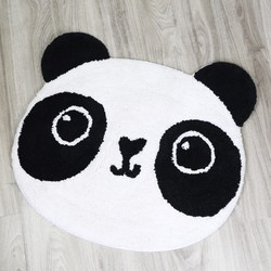 Sass & Belle Kawaii Aiko Panda Bath Mat