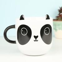 Sass & Belle Aiko Panda Kawaii Mug