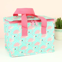 Sass & Belle Flamingo Lunch Bag