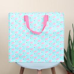 Sass & Belle Flamingo Storage Bag