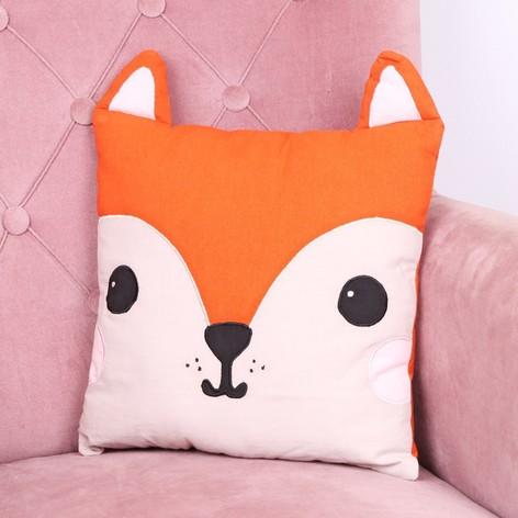Sass & Belle Hiro Fox Kawaii Cushion