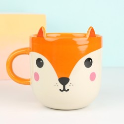 Sass & Belle Hiro Fox Kawaii Mug