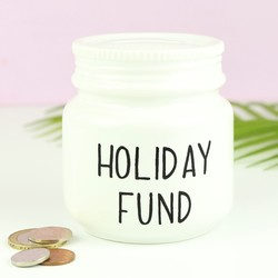 Sass & Belle Holiday Fund Money Pot