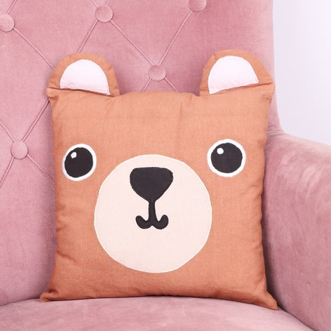 Sass & Belle Momo Bear Kawaii Cushion
