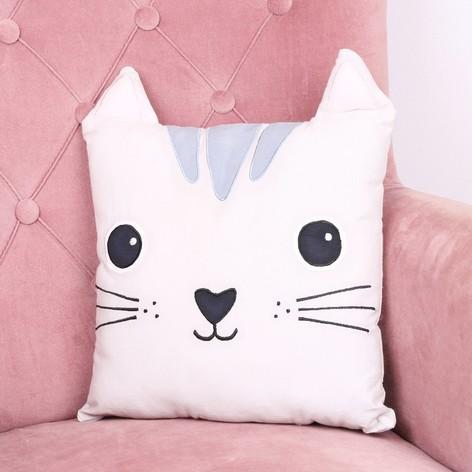 Sass & Belle Nori Cat Kawaii Cushion