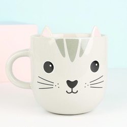 Sass & Belle Nori Cat Kawaii Mug