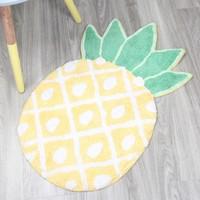 Sass & Belle Pineapple Bath Mat
