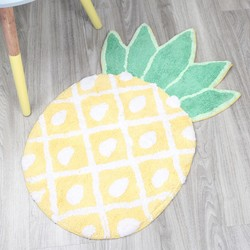 Sass & Belle Pineapple Bath Mat