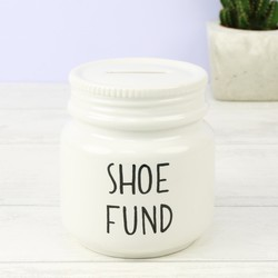 Sass & Belle Shoe Fund Money Pot