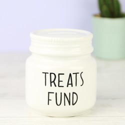 Sass & Belle Treats Fund Money Pot