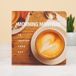 Morning Mantras Pocket Book