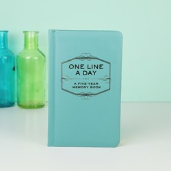 'One Line a Day' Memory Book