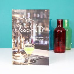 Parisian Cocktails Book