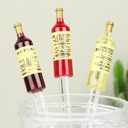 Temerity Jones Set of 3 Wine Bottle Stirrers