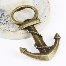 Temerity Jones Anchor Bottle Opener