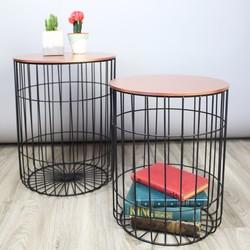 Temerity Jones Copper Table Set