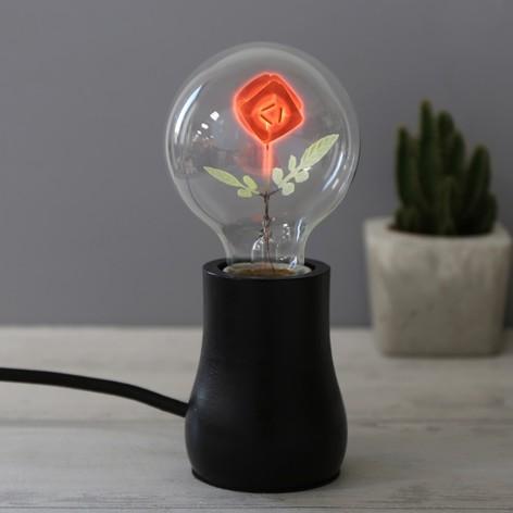 Temerity Jones Rose Light Bulb