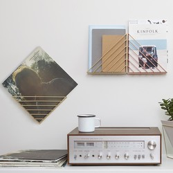 Umbra Strum Copper Wall Organiser