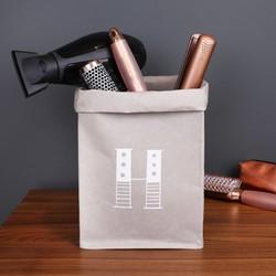Personalised Initial Square Storage Bag