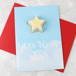 Bomb Cosmetics 'You're a Star' Blaster Card