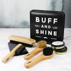 Dapper Chap Shoe Buff & Shine Kit