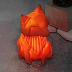 House of Disaster Mini LED Origami Fox Night Light