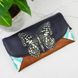 House of Disaster 'Bohemia' Butterfly Wallet
