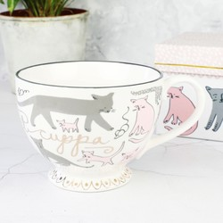 House of Disaster 'Over the Moon' Purrfect Cup