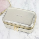 Estella Bartlett Gold Mini Jewellery Box