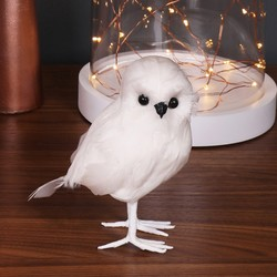 Standing Owl Decoration