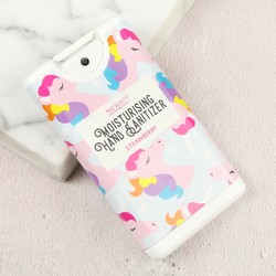 Mad Beauty Strawberry Hand Sanitiser