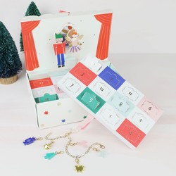 Meri Meri Charm Bracelet Nutcracker Advent Calendar