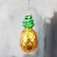 Sparkly Pineapple Bauble
